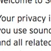 Privacy Policy as of October 2017