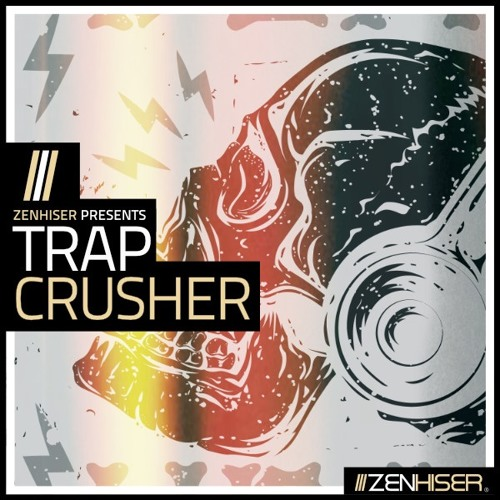 Trap Crusher - Download A Monstrous 3.5GB Trap Sound Library