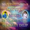 2017 THEENMAR NON STOP MIXES - DJ AKASH SONU & DJ CRAZY DILIP