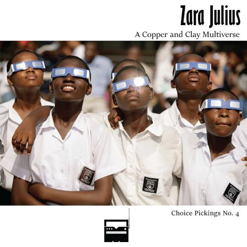 Zara Julius - A Copper & Clay Multiverse