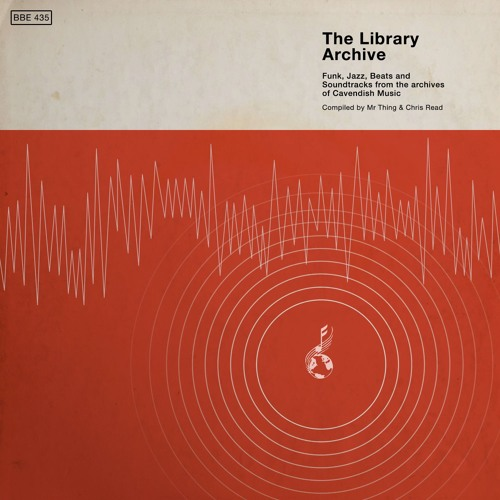 The Library Archive – From The Vaults Of Cavendish Music (Album Sampler)