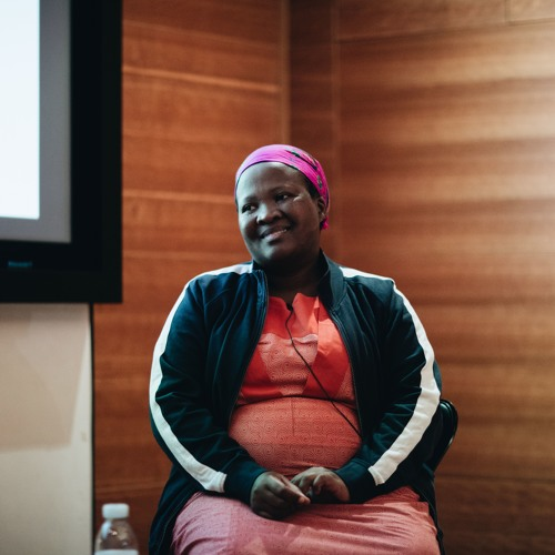 FORUM London 2017: Artist Talk with Senzeni Marasela