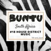 Buntu Sound Podcast #18 W/ House District Music