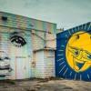Accessible Descriptive Tour of St Petersburg FL Murals - Chad Mize - Twiggy and Mr Sun