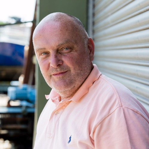 Working River: Interview with Michael Horwood