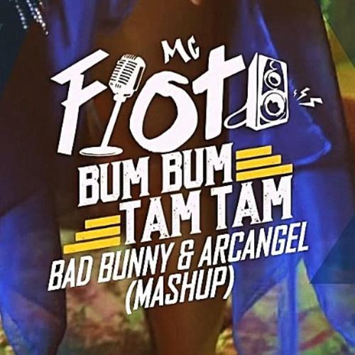 Bad Bunny & Arcangel - Bum Bum Tam Tam (MC Fioti) (Van