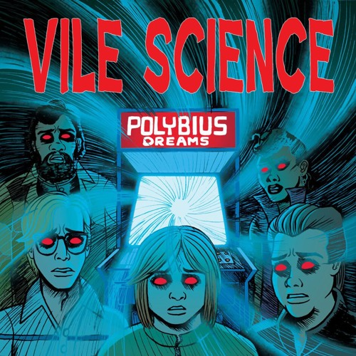 Polybius Soundtrack Samples