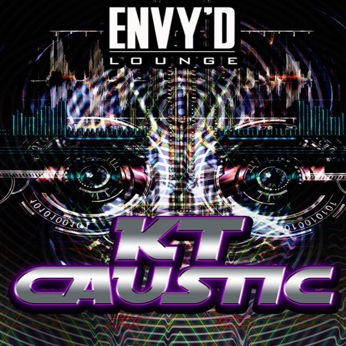 KT Caustic - Live at Envy'd Lounge 10/21/17