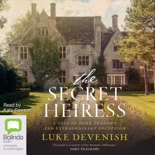 The Secret Heiress by Luke Devenish