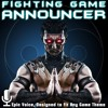 FIGHTING GAME ANNOUNCER - Game Voice Sound Pack Preview