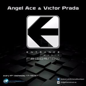 Angel Ace - Entrance Music Radioshow 053 2017-10-25 Artwork