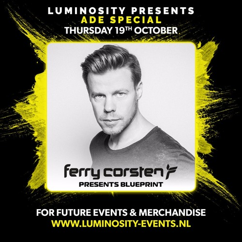 Ferry corsten luminosity ade special 19 10 2017 by luminosity ferry corsten luminosity ade special 19 10 2017 by luminosity events free listening on soundcloud malvernweather Images
