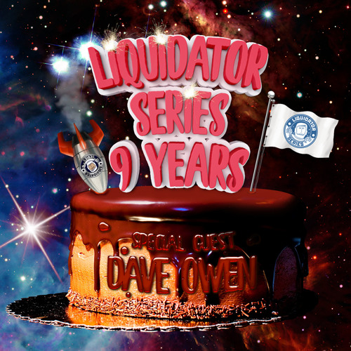Liquidator Series 9 Years  Special Guest Dave Owen October 2017