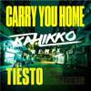 Tiësto Ft. Aloe Blacc & Stargate - Carry You Home (Kahikko Remix)[Supported By Tiësto Club Life 554]