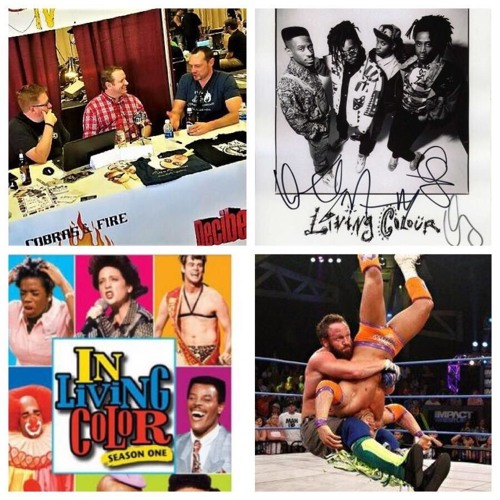 Ep 99:  Cobras & Sods - Living Colour Talk WIth Eric Miller of Pods & Sods