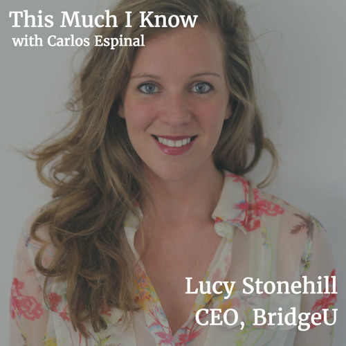 BridgeU CEO Lucy Stonehill on driving innovation in Edtech and achieving international growth