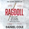 RAGDOLL by Daniel Cole, read by Andrew Wincott