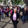 Eleonora Menicucci comemora vitória em processo movido por Alexandre Frota