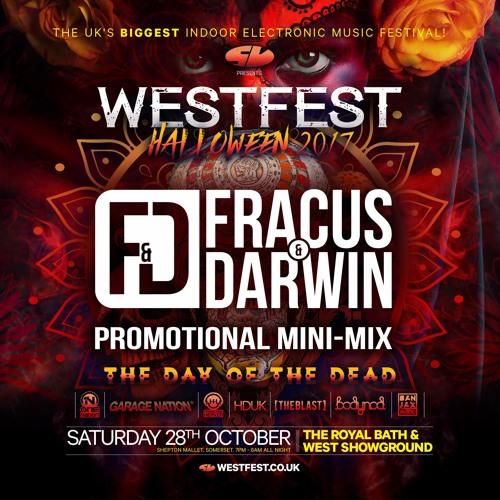 Fracus & Darwin Westfest 2017 Promo Minimix