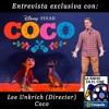 Exclusiva: Lee Unkrich - Director (Coco). Portada del disco