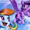 Tridashie - Pony Girl (Midnight Musician Remix) [feat. IMShadow007 and Brittney Ackerman] [Free DL]