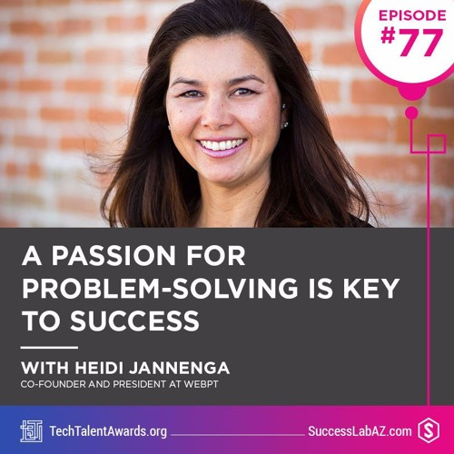 A Passion for Problem-Solving is Key to Success