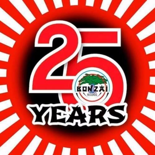 "Franky Jones ""25 Years Bonzai 165 bpm rave mix"" (Radio FG - Antwerp 25.10.17)"
