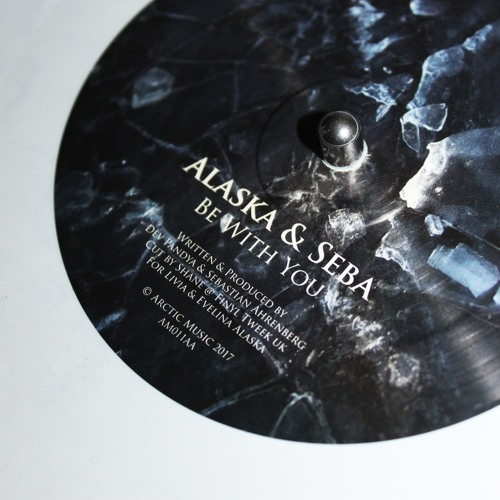"Alaska & Seba - 'Be With You' - (Arctic Music 12"" 011)"
