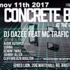 Johnny Allen And Surma B2b concrete bass 11th november the red lion pub promo mix