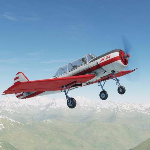 Soundtrack For DCS Yak-52