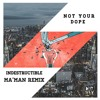 NOT YOUR DOPE - Indestructible (ft. MAX) (MaMan Remix) [FREE DOWNLOAD]