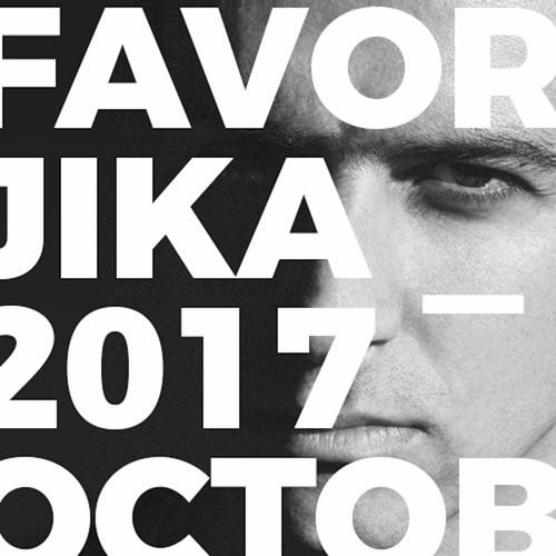 FAVORIJIKA #3 OCTOBRE 2017