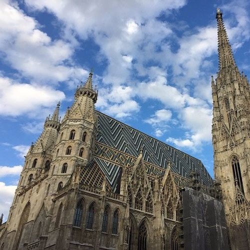 Walking Towards Stephansdom - From The Heart of Vienna Audio Tour