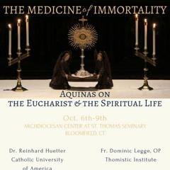 The Presence of Christ: Aquinas on Eucharistic Transubstantiation   Prof. Reinhard Huetter
