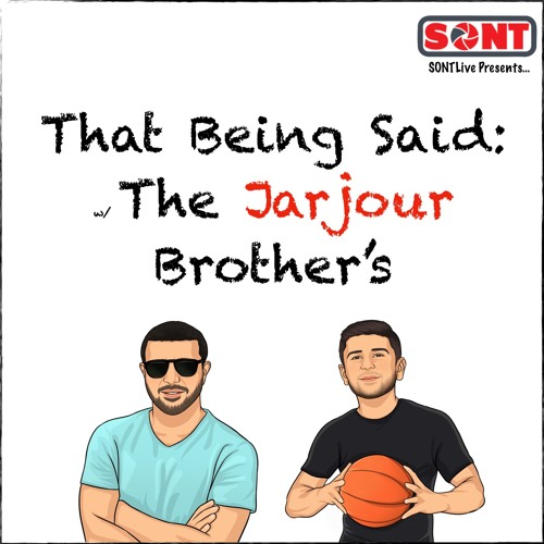 That Being Said w/ Jarjour Brothers - 10.26.17 - Epic Game 2 of World Series & Lonzo (Ep. 247)