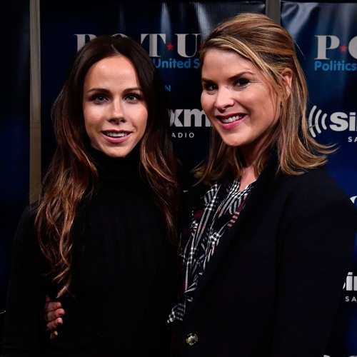 Jenna And Barbara Bush Tell Their White House Ghost Stories