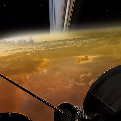 Cassini: Saturn Radio Emissions #1
