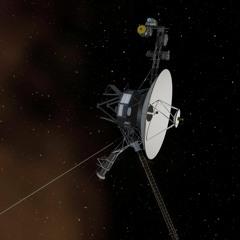 Voyager: Lightning on Jupiter