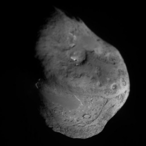 Stardust: Passing Comet Tempel 1
