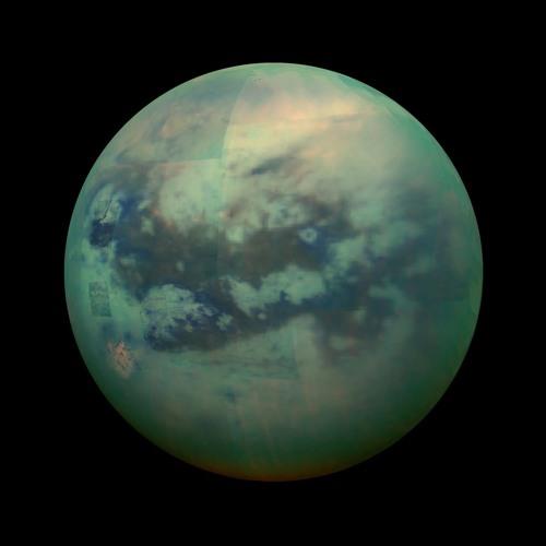 Speeding Through Titan's Haze