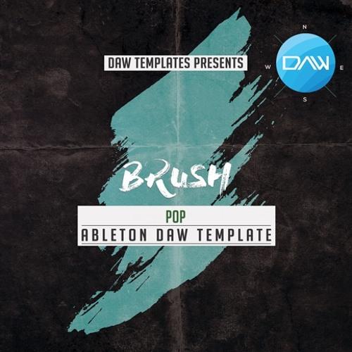 Brush Ableton DAW Template