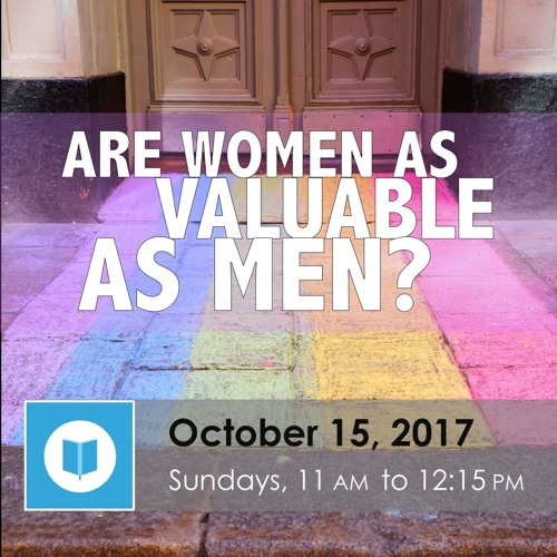Are Women as Valuable as Men? part 1
