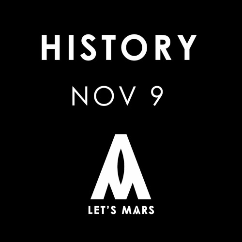 Let's Mars - History