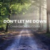 Don't Let Me Down (Chainsmokers Cover)