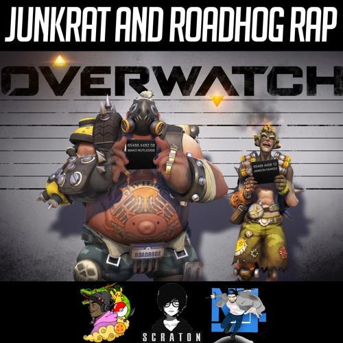 OVERWATCH JUNKRAT & ROADHOG RAP (ft. Gameboyjones & prod. Scraton)