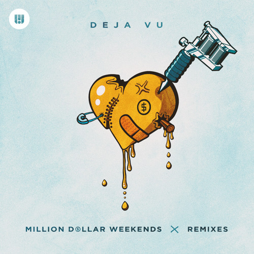 Million Dollar Weekends - Deja Vu (Bladtkramer Remix)
