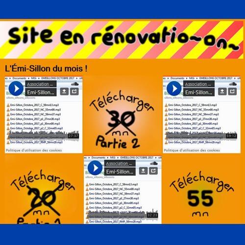 Emi-Sillon de Novembre 2017 - Partie 1