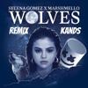 Selena Gomez, Marshmello - Wolves (Kands Remix)