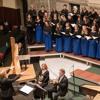 Live 2017- Kammerchor und Konzertchor Mädchen-J. Brahms 4 Gesänge für Frauenchor, 2 Hörner und Harfe