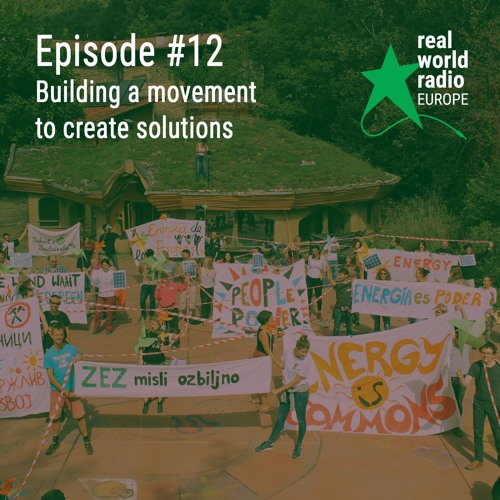Episode #12 - Energy Democracy Now! Building a movement to create solutions